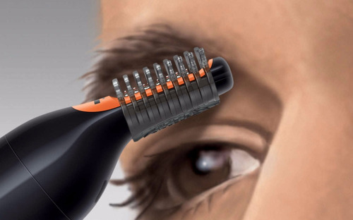 recortador philips para nariz, orejas, cejas nt3160/10