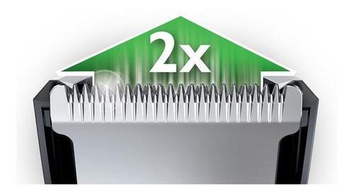 recortadora perfiladora philips hc3410/15 hair clipper 3000