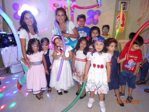 recreacion fiesta infantil bogota
