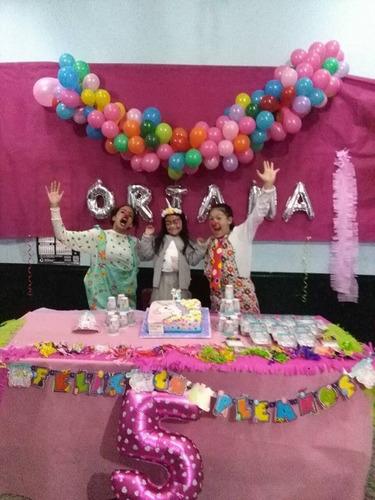 recreación fiestas infantiles- eventos- payasos