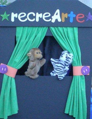recreación show magia títeres animación sonido talleres