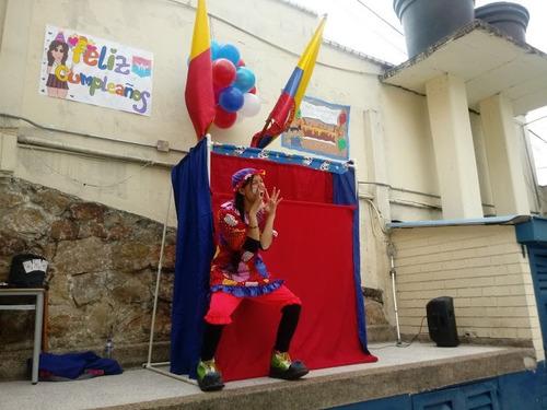 recreacionistas-fiesta infantil  payasos 302 3673505