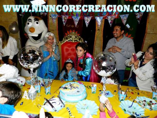 recreacionistas fiestas infantiles bogota, chia