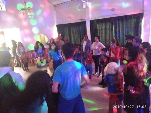 recreacionistas para fiestas primera comunion recreacion