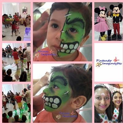 recreação festa infantil