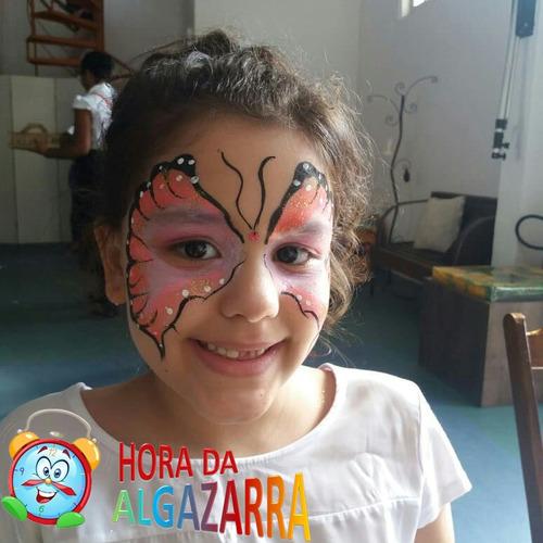 recreação infantil, pintura,gincanas para festa infantil