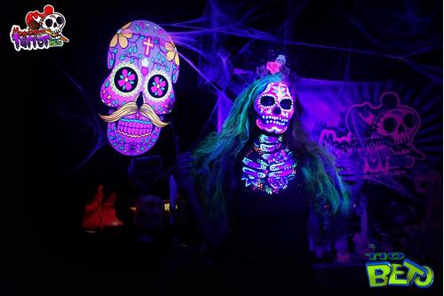 recreação tio beto festa - slime, balada neon e muito mais!!
