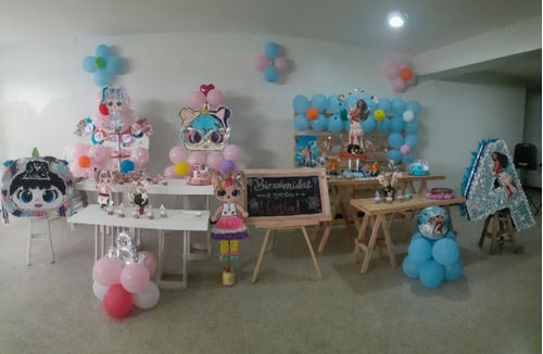 recreadoras para fiestas infantiles y baby shower