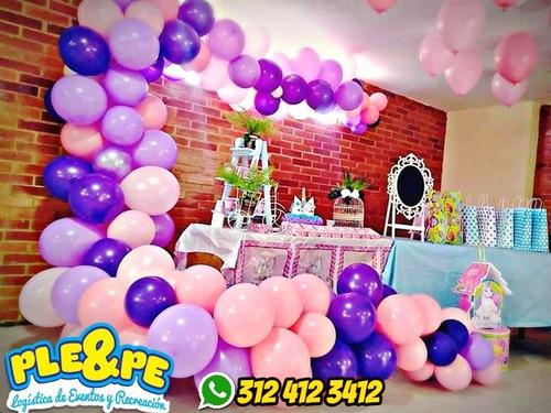 recreadores fiestas infantiles recreacion y decoracion