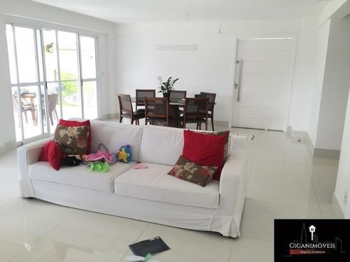 recreio - casa quintas do pontal - 4 suítes - 040f