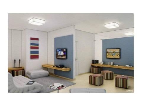 recreio, viverde, 2 quartos (suite), sol da manha, total lazer, vaga - ap00281