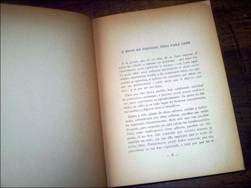 recreo de vagabundos / cuentos _ raul torres de tolosa