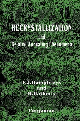recristalización y fenómenos de recocido relacionados