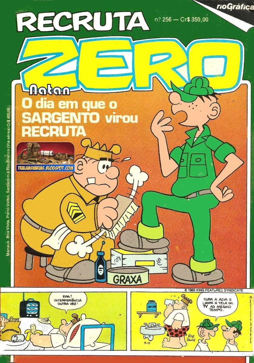 Recruta Zero Pdf Download