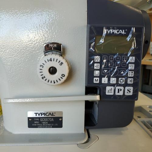 recta electronica typical gc6870a-md4 con programado