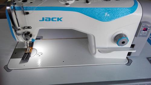 recta industrial jack. minimotor luz led posicionador aguja