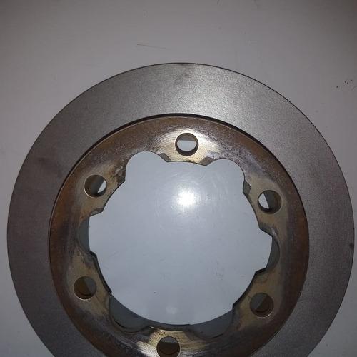 rectificación de campanas y discos de frenos