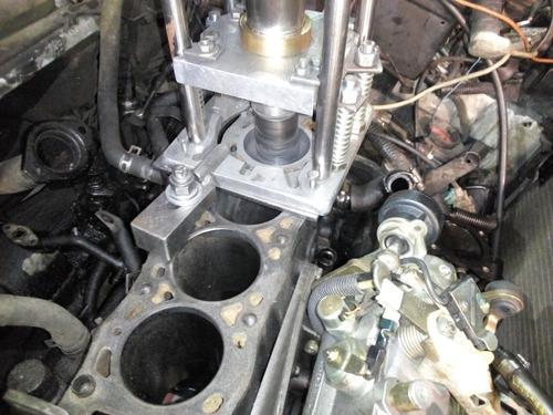 rectificacion de cilindros y encamisado sin sacar el motor