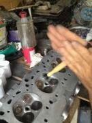 rectificación y reparación de cámaras automotrices