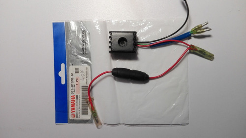 rectificador- cargador bateria yamaha 40hp
