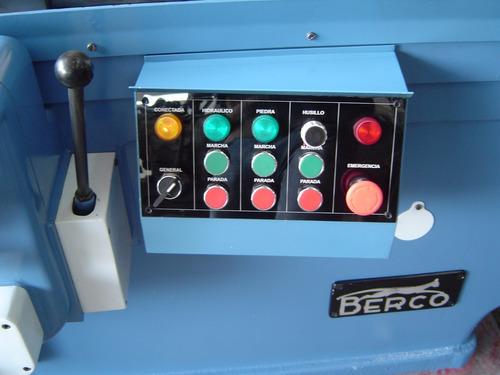 rectificadora de cigueñales berco / blm / biper