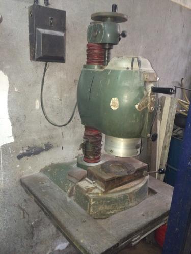 rectificadora de copa tajes c/plato magnetico flamante estad