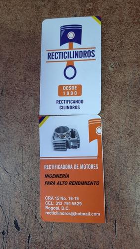 rectificadora de motores y venta de repuestos de motos