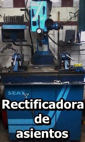 rectificadora de tapas de cilindro - ro -