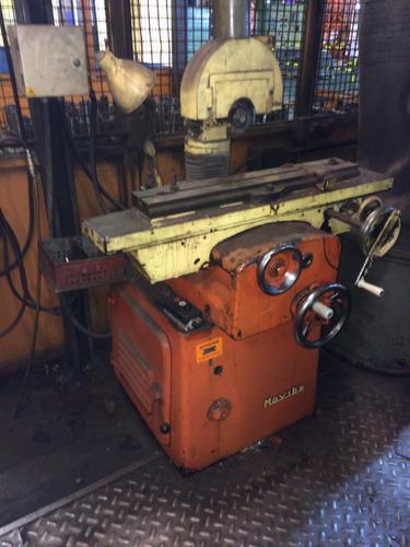 rectificadora tangencial afiladora  moviba y extractor