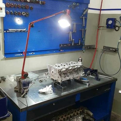 rectificadora / tapas de cilindros / sigueñales / motores