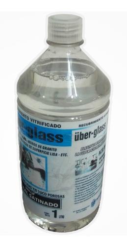 recubrimiento curador vitrificado uber-glass. roblecer