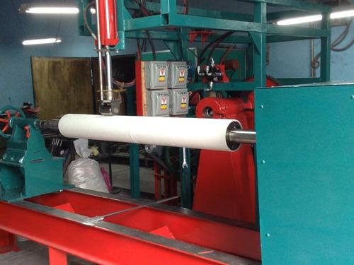 recubrimiento de rodillos y fabricación de baterías