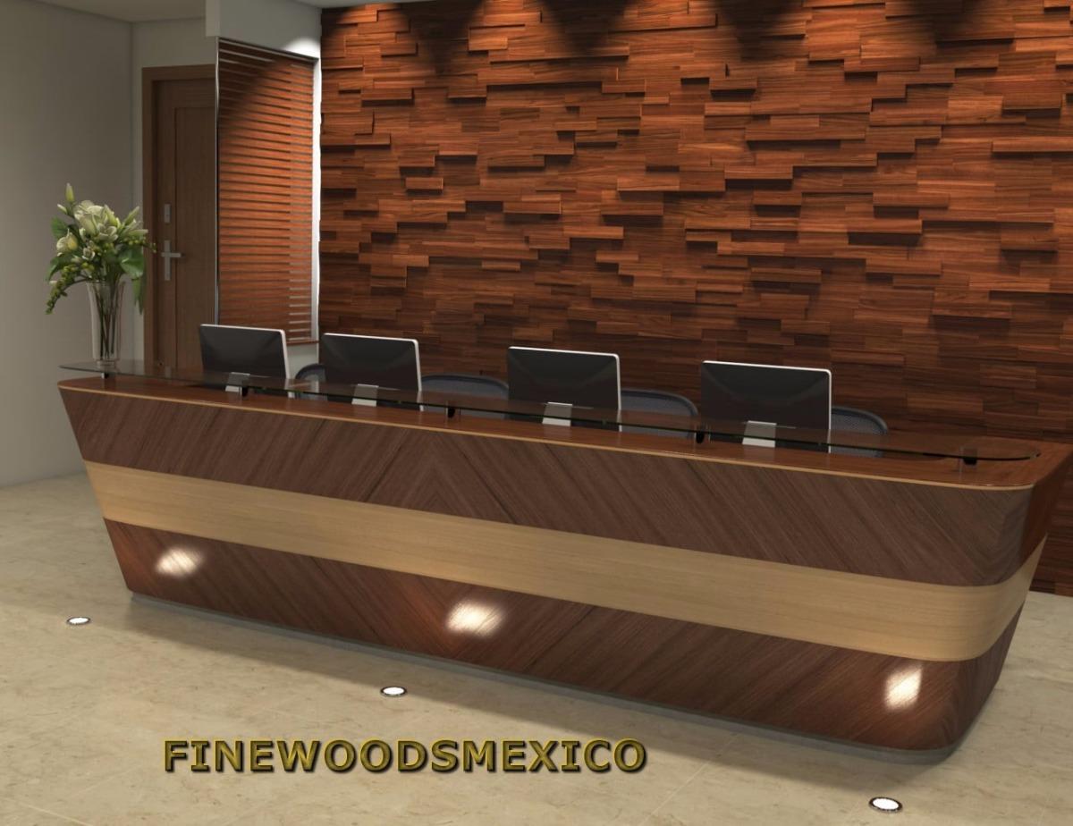 Recubrimiento madera mosaico teca muro dise o fachada - Muro de madera ...
