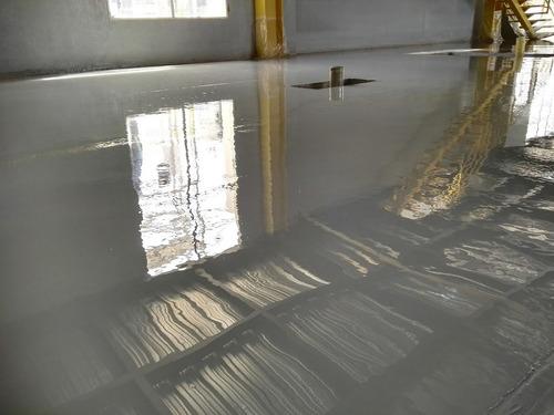 recubrimientos para pisos ,aplicacion de  epoxicos