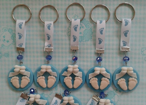 recuerditos baby shower o nacimiento en masa flexible