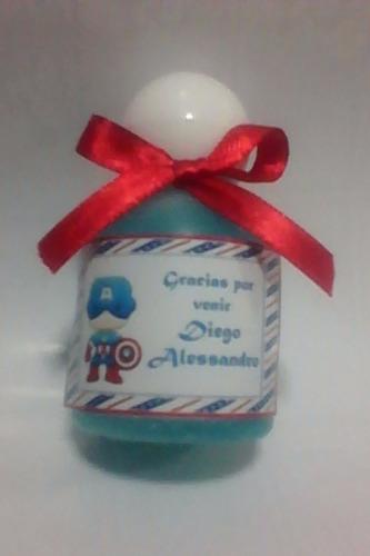 recuerditos gel antibacterial baby shower bautizo comunion