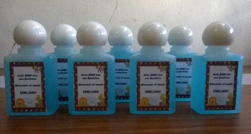 recuerditos gel antibacterial baby shower bautizo cumpleaños