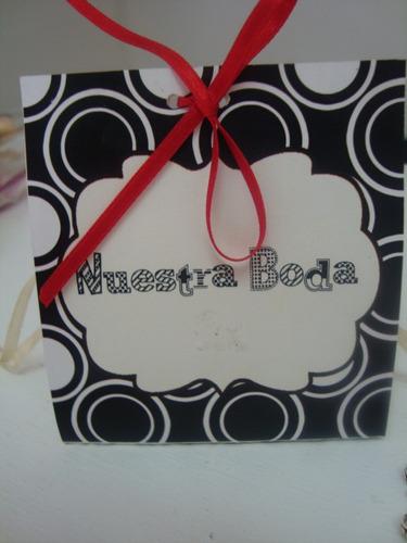 recuerdo caja personalizada con pulcera, boda,bautizo,vmj