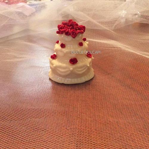 recuerdo de matrimonio ,cumpleaños de chocolate