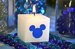 Recuerdo De Mickey Mouse Azul Rey Aluzza