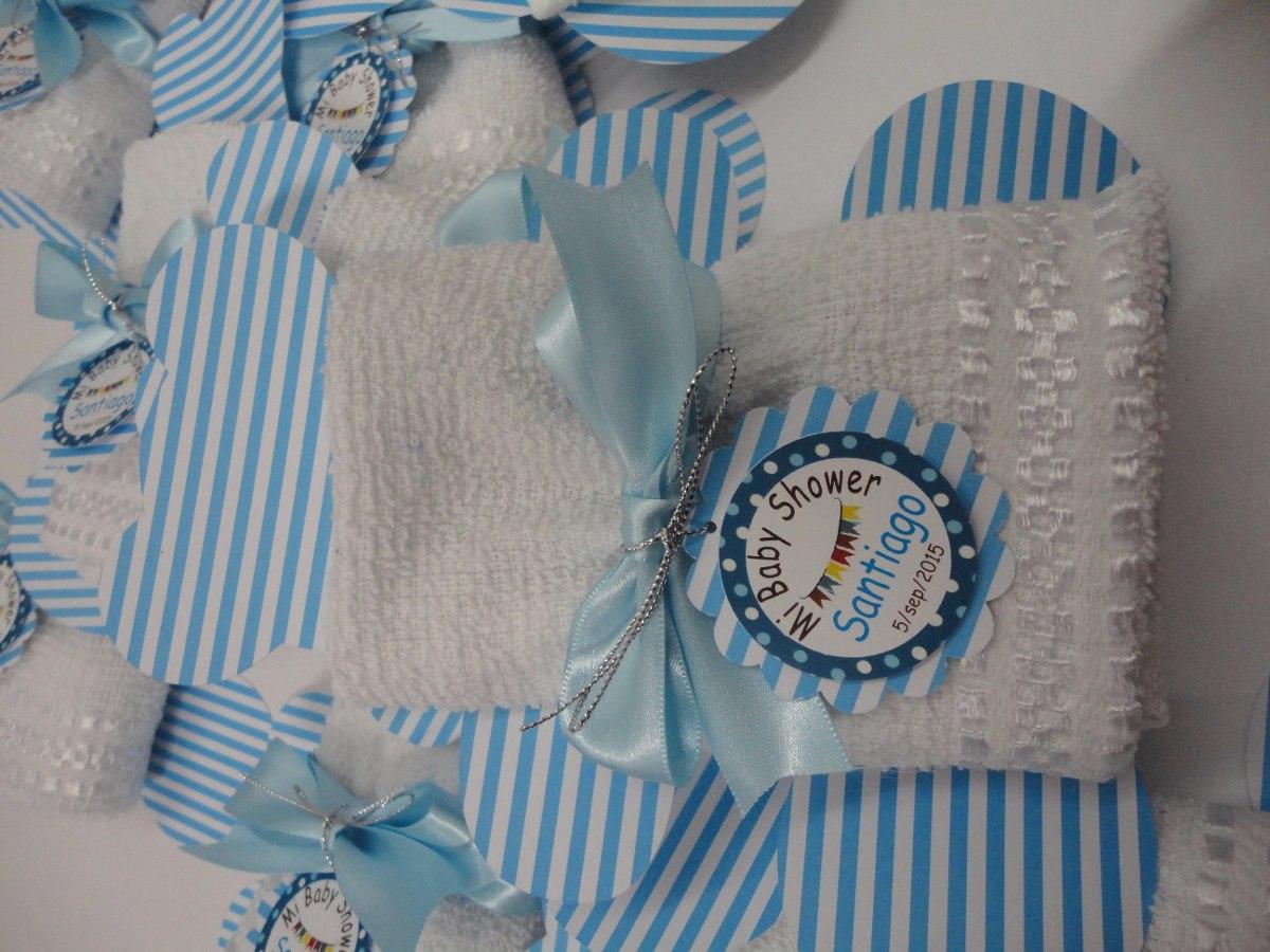 Recuerdo de toalla con oso personalizada bautizo baby - Toalla con respaldo ...