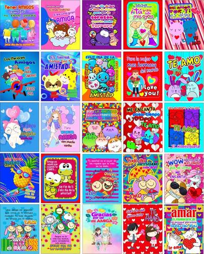 recuerdo día del amor y amistad 50 piezas del 14 de febrero