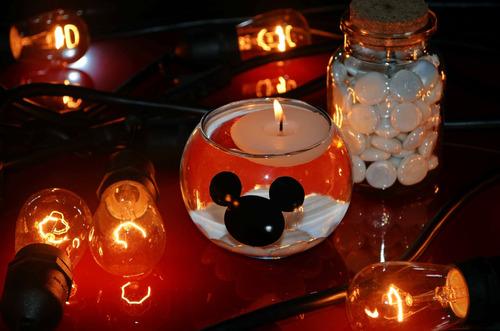 recuerdo para fiesta temática de mickey mouse aluzza