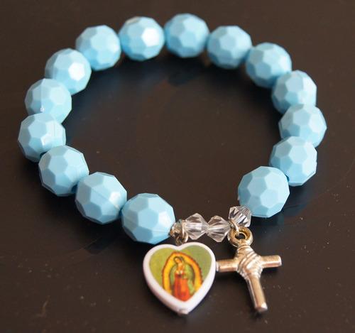 recuerdo pulsera bautizo, primera comunión, baby shower