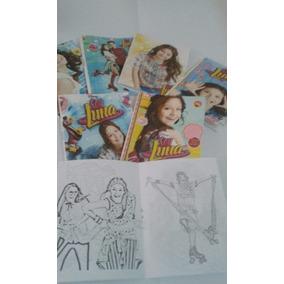 Cuaderno Para Colorear Soy Luna 2 En Mercado Libre México
