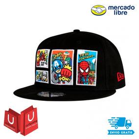 2fa4833c30524 Gorra Plana Tokidoki Marvel Japan en Mercado Libre México