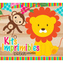 2x1 Mega Kit Personalizable Imprimible Animalitos Nene
