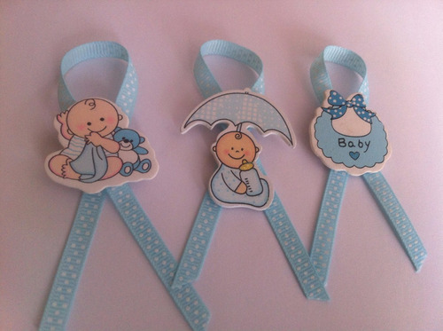 recuerdos baby shower niña o niño variedad