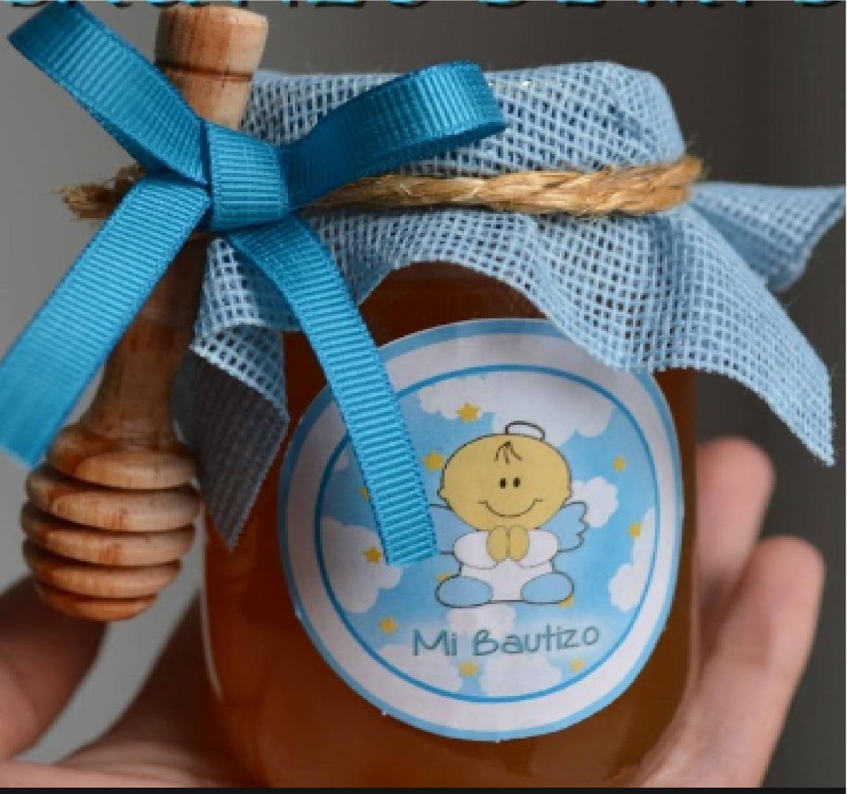 Recuerdos bautizo baby shower xv mieleros decorados - Como decorar un dibujo ...