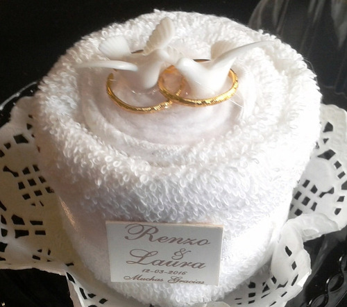 recuerdos ,bodas,matrimonios,toallas,regalos,souvenirs